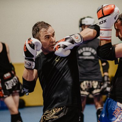 Denis Vezzari muay thai