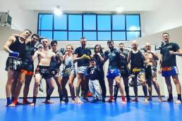 Kick Boxing Muay Thai estate verona